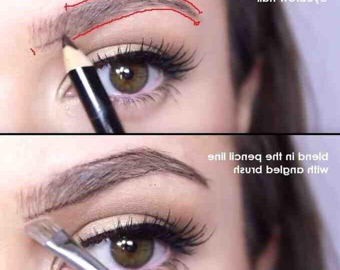 Comment faire un sourcils