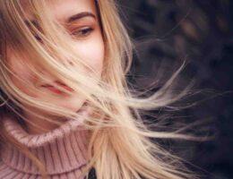 Poudre soleil pour blonde